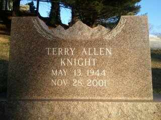 KNIGHT, TERRY ALLEN - Buncombe County, North Carolina | TERRY ALLEN KNIGHT - North Carolina Gravestone Photos