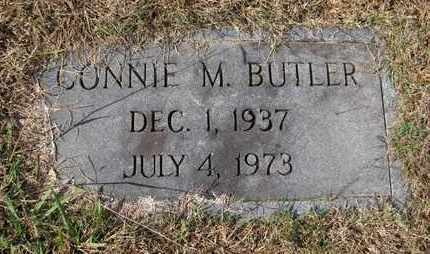 BUTLER, CONNIE M - Caswell County, North Carolina | CONNIE M BUTLER - North Carolina Gravestone Photos