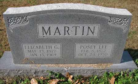 GILLESPIE MARTIN, ELIZABETH - Caswell County, North Carolina | ELIZABETH GILLESPIE MARTIN - North Carolina Gravestone Photos