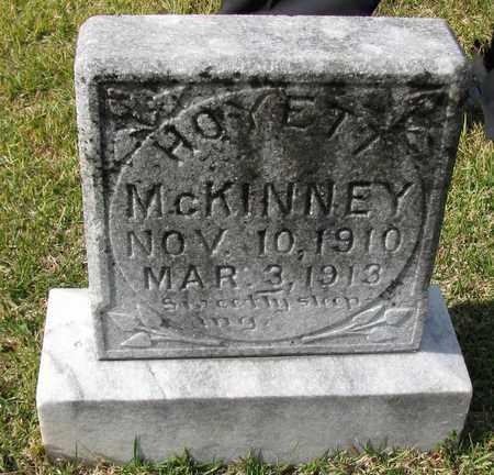 MCKINNEY, HOYETT - Caswell County, North Carolina | HOYETT MCKINNEY - North Carolina Gravestone Photos