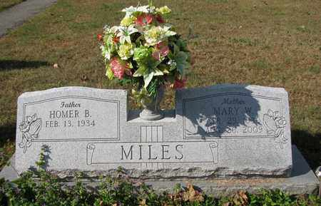 MILES, MARY - Caswell County, North Carolina | MARY MILES - North Carolina Gravestone Photos