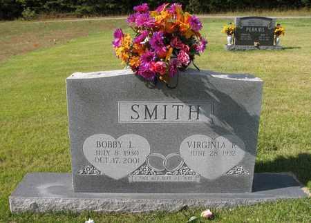 SMITH, BOBBY L - Caswell County, North Carolina | BOBBY L SMITH - North Carolina Gravestone Photos
