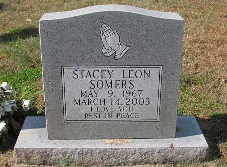 SOMERS, STACEY LEON - Caswell County, North Carolina | STACEY LEON SOMERS - North Carolina Gravestone Photos