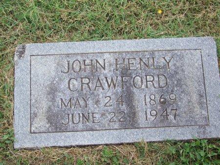 CRAWFORD, JOHN HENRY - Clay County, North Carolina | JOHN HENRY CRAWFORD - North Carolina Gravestone Photos