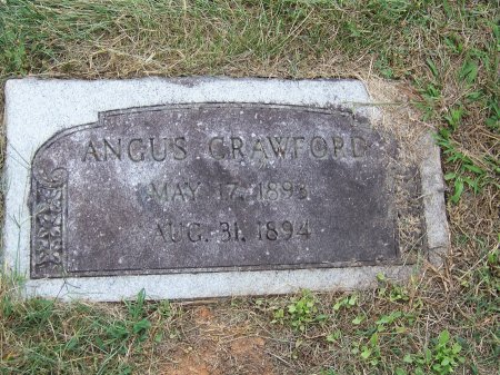 CTAWFORD, ANGUS - Clay County, North Carolina | ANGUS CTAWFORD - North Carolina Gravestone Photos
