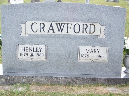 CRAWFORD, MARY - Clay County, North Carolina | MARY CRAWFORD - North Carolina Gravestone Photos