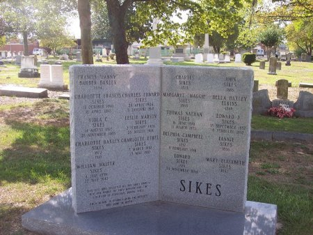 SIKES, CHARLES EDWARD - Cumberland County, North Carolina | CHARLES EDWARD SIKES - North Carolina Gravestone Photos