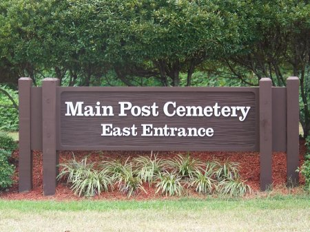 CEMETERY, *ENTRANCE SIGN - Cumberland County, North Carolina | *ENTRANCE SIGN CEMETERY - North Carolina Gravestone Photos