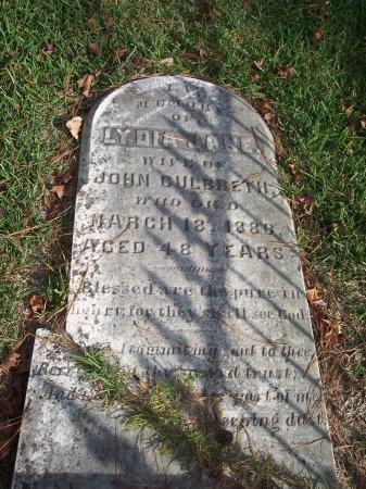 CULBRETH, LYDIA JANE - Cumberland County, North Carolina | LYDIA JANE CULBRETH - North Carolina Gravestone Photos