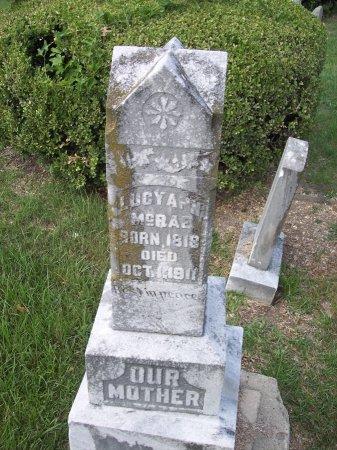 MCRAE, LUCY - Cumberland County, North Carolina | LUCY MCRAE - North Carolina Gravestone Photos
