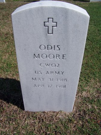 MOORE (VETERAN), ODIS - Cumberland County, North Carolina | ODIS MOORE (VETERAN) - North Carolina Gravestone Photos