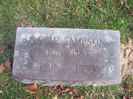 SAMPSON OCHILTREE, SARAH - Cumberland County, North Carolina | SARAH SAMPSON OCHILTREE - North Carolina Gravestone Photos