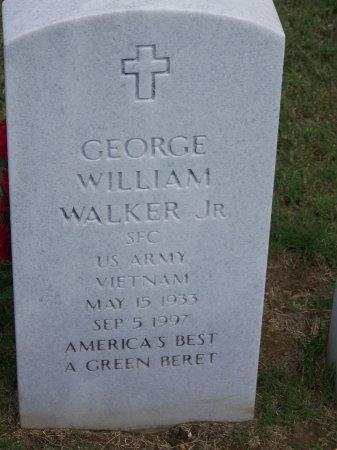 WALKER, JR. (VETERAN VIET), GEORGE WILLIAM - Cumberland County, North Carolina | GEORGE WILLIAM WALKER, JR. (VETERAN VIET) - North Carolina Gravestone Photos