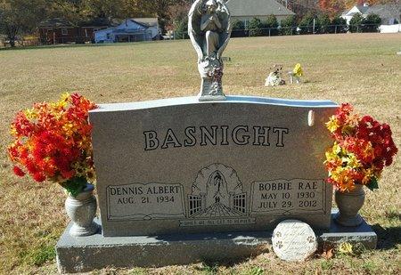 BASNIGHT, BOBBIE RAE - Forsyth County, North Carolina | BOBBIE RAE BASNIGHT - North Carolina Gravestone Photos
