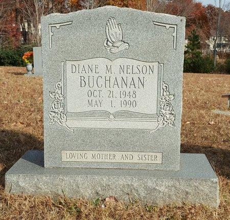 NELSON BUCHANAN, DIANE MARIE - Forsyth County, North Carolina | DIANE MARIE NELSON BUCHANAN - North Carolina Gravestone Photos
