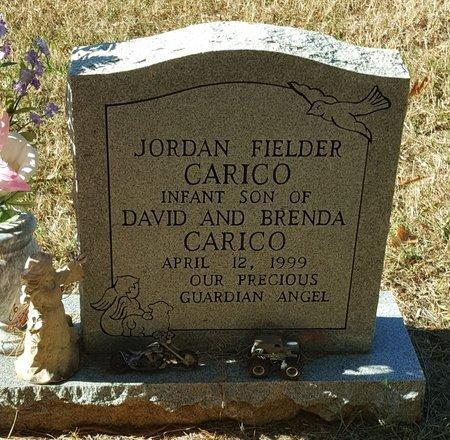 CARICO, JORDON FIELDER - Forsyth County, North Carolina | JORDON FIELDER CARICO - North Carolina Gravestone Photos