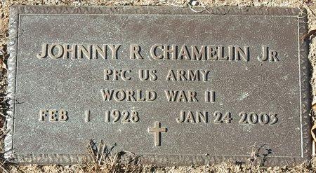 CHAMELIN, JR., JOHNNY R. - Forsyth County, North Carolina | JOHNNY R. CHAMELIN, JR. - North Carolina Gravestone Photos