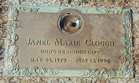 CLOUGH, JANEL MARIE - Forsyth County, North Carolina | JANEL MARIE CLOUGH - North Carolina Gravestone Photos