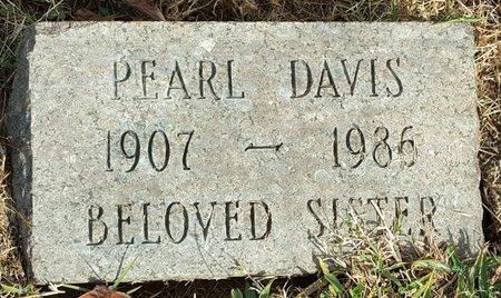 DAVIS, PEARL ELIZABETH TILLEY - Forsyth County, North Carolina   PEARL ELIZABETH TILLEY DAVIS - North Carolina Gravestone Photos