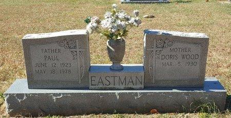 WOOD EASTMAN, DORIS - Forsyth County, North Carolina | DORIS WOOD EASTMAN - North Carolina Gravestone Photos