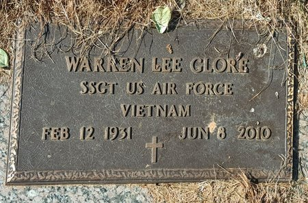 GLORE, WARREN LEE - Forsyth County, North Carolina | WARREN LEE GLORE - North Carolina Gravestone Photos