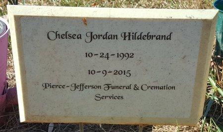HILDEBRAND, CHELSEA JORDAN - Forsyth County, North Carolina | CHELSEA JORDAN HILDEBRAND - North Carolina Gravestone Photos