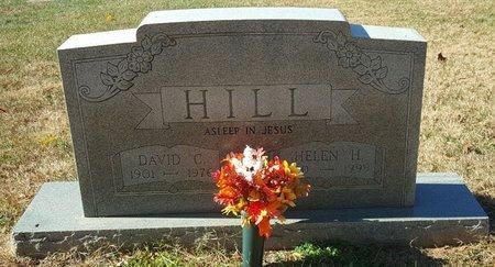 HILL, DAVID C - Forsyth County, North Carolina   DAVID C HILL - North Carolina Gravestone Photos