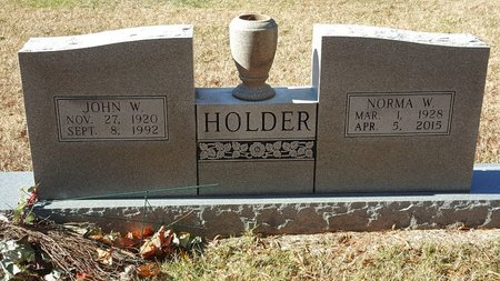 HOLDER, JOHN W. - Forsyth County, North Carolina | JOHN W. HOLDER - North Carolina Gravestone Photos
