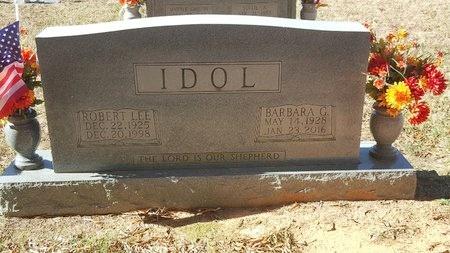 IDOL, BARBARA G. - Forsyth County, North Carolina | BARBARA G. IDOL - North Carolina Gravestone Photos