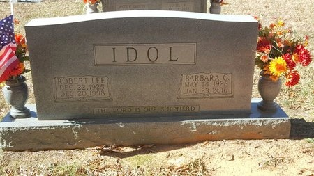 IDOL, ROBERT LEE - Forsyth County, North Carolina | ROBERT LEE IDOL - North Carolina Gravestone Photos