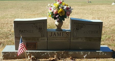 JAMES, CHARLES H - Forsyth County, North Carolina | CHARLES H JAMES - North Carolina Gravestone Photos