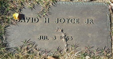 JOYCE, JR., DAVID H. - Forsyth County, North Carolina | DAVID H. JOYCE, JR. - North Carolina Gravestone Photos