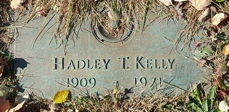 KELLY, HADLEY T. - Forsyth County, North Carolina   HADLEY T. KELLY - North Carolina Gravestone Photos