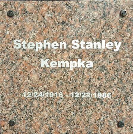 KEMPKA, STEPHEN STANLEY - Forsyth County, North Carolina | STEPHEN STANLEY KEMPKA - North Carolina Gravestone Photos