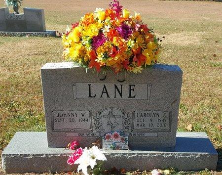 LANE, JOHNNY W - Forsyth County, North Carolina | JOHNNY W LANE - North Carolina Gravestone Photos