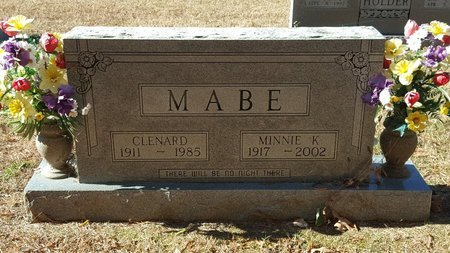 MABE, MINNIE K. - Forsyth County, North Carolina | MINNIE K. MABE - North Carolina Gravestone Photos