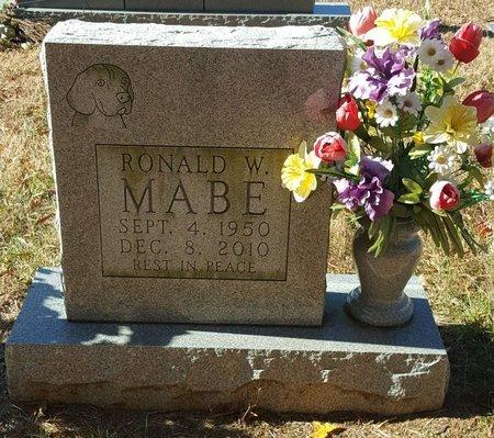 MABE, RONALD W - Forsyth County, North Carolina | RONALD W MABE - North Carolina Gravestone Photos