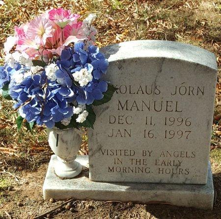 MANUEL, NIKOLAUS JORN - Forsyth County, North Carolina | NIKOLAUS JORN MANUEL - North Carolina Gravestone Photos