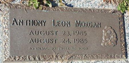 MORGAN, ANTHONY LEON - Forsyth County, North Carolina | ANTHONY LEON MORGAN - North Carolina Gravestone Photos