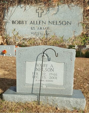 NELSON, BOBBY ALLEN - Forsyth County, North Carolina   BOBBY ALLEN NELSON - North Carolina Gravestone Photos
