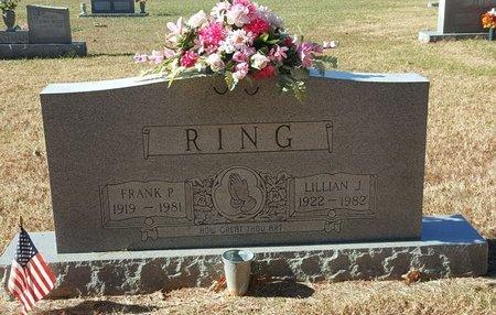 RING, LILLIAN J. - Forsyth County, North Carolina | LILLIAN J. RING - North Carolina Gravestone Photos