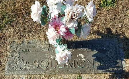 SOLOMON, WILLIAM A. - Forsyth County, North Carolina | WILLIAM A. SOLOMON - North Carolina Gravestone Photos