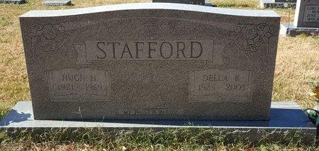 STAFFORD, HUGH H - Forsyth County, North Carolina | HUGH H STAFFORD - North Carolina Gravestone Photos