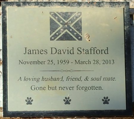 STAFFORD, JAMES DAVID - Forsyth County, North Carolina | JAMES DAVID STAFFORD - North Carolina Gravestone Photos