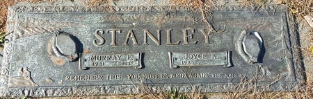 STANLEY, MURRAY E. - Forsyth County, North Carolina | MURRAY E. STANLEY - North Carolina Gravestone Photos