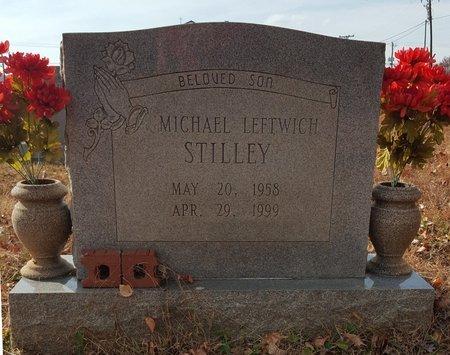 STILLEY, MICHAEL LEFTWICH - Forsyth County, North Carolina | MICHAEL LEFTWICH STILLEY - North Carolina Gravestone Photos