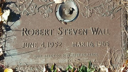 WALL, ROBERT STEVEN - Forsyth County, North Carolina | ROBERT STEVEN WALL - North Carolina Gravestone Photos