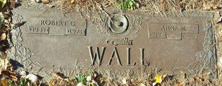 WALL, ROBERT C. - Forsyth County, North Carolina   ROBERT C. WALL - North Carolina Gravestone Photos