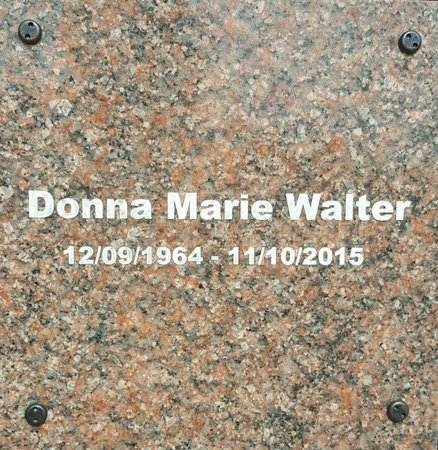 WALTER, DONNA MARIE - Forsyth County, North Carolina   DONNA MARIE WALTER - North Carolina Gravestone Photos