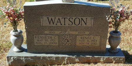 WATSON, KENNETH CLYDE - Forsyth County, North Carolina | KENNETH CLYDE WATSON - North Carolina Gravestone Photos